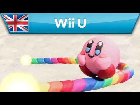 Kirby and the Rainbow Paintbrush - Launch Trailer (Wii U)