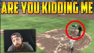 DUMBEST WAY TO END A GAME! MLB The Show 17 | Battle Royale