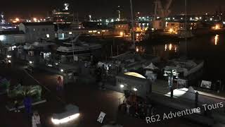 Cape Town V&A Waterfront with R62 Adventure Tours