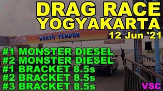 Innova SOLAR: VSC YOGYA DRAG RACE 12 Jun '21 // LEBIH FOKUS BERKAT MEIKARTA! mamaLIMA (5) LEJATOS!