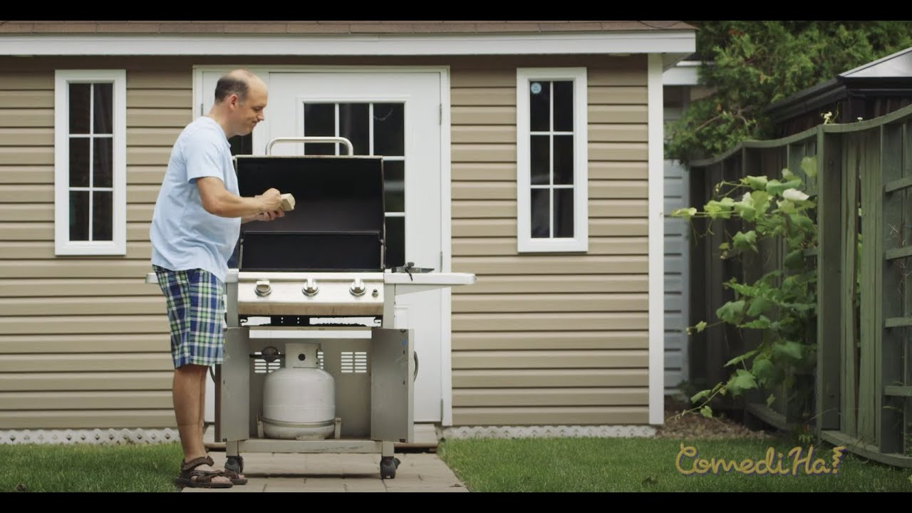 Don't play with the grill... Funny video l Season 5 LOL ComediHa!