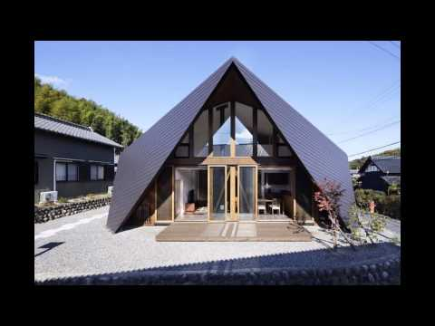 Best Latest Modern Masterpieces Roof Architecture Design Ideas of Chinese and Japanese Styles