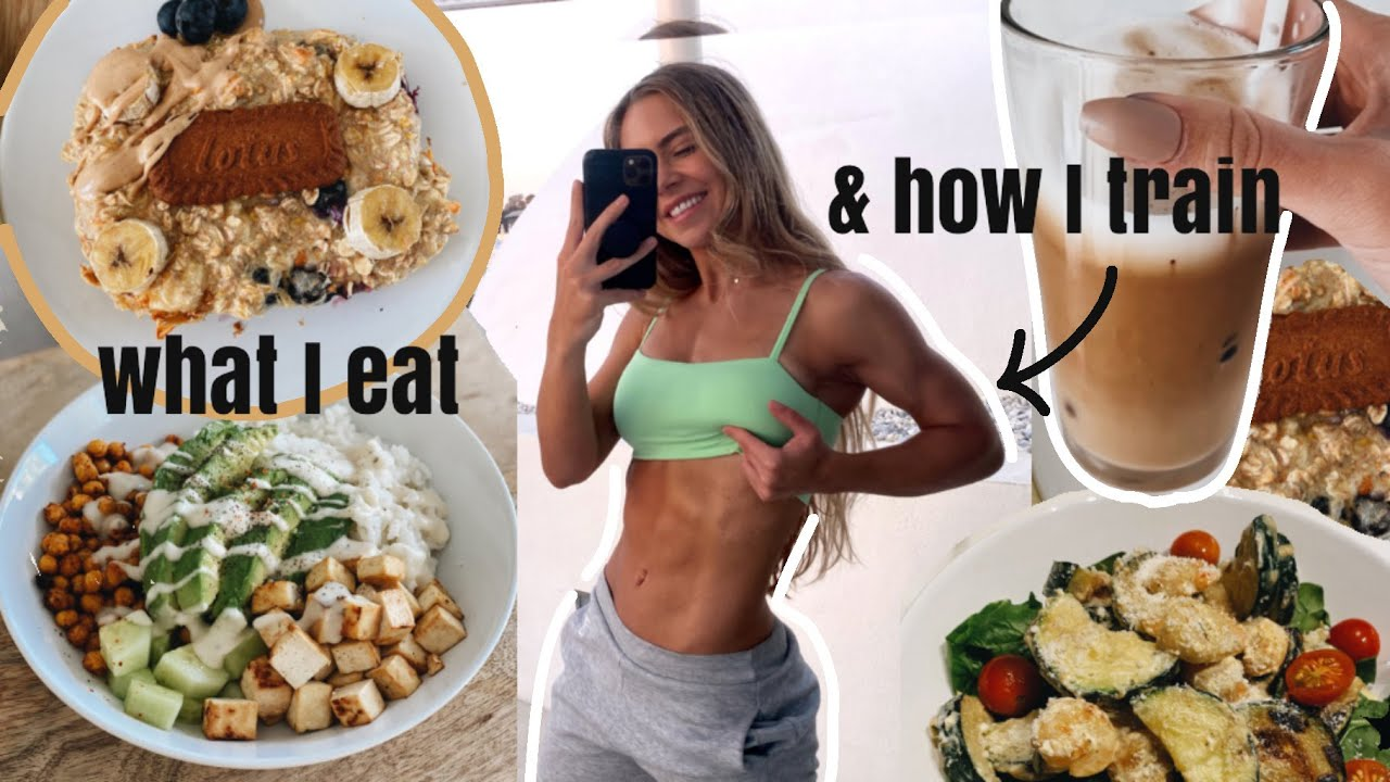 FULL DAY OF EATING AND TRAINING + free shred guide