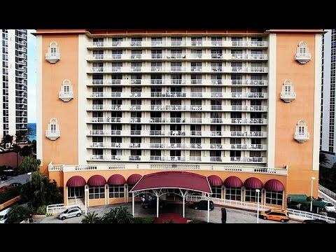 Ramada Plaza Marco Polo Beach Resort Hotel Miami Beach