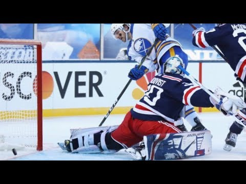 NHL Every Winter Classic Goal In History (2008 - 2018)