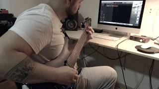 Steve Vai - Weeping China Doll Intro By Rubén Atencia (Full HD)