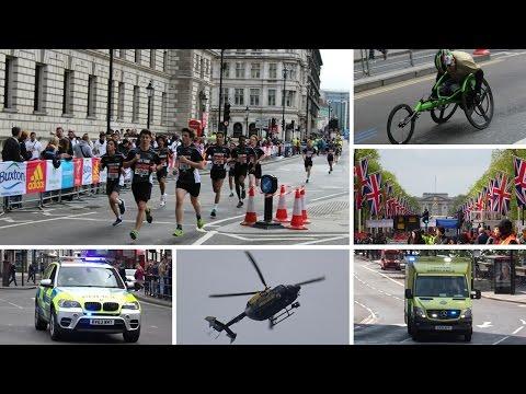 London Marathon 2017 - Activity - Emergency Responses