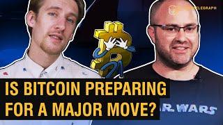 Is Bitcoin Preparing for a Major Move? | Crypto Markets