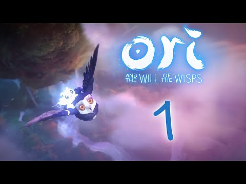 Ori And The Will Of The Wisps - Прохождение игры на русском [#1] | PC