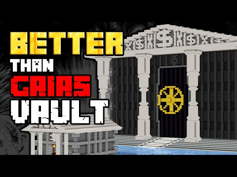 Banker's Vault - A BETTER Prison Than Gaia's Vault (inescapable)