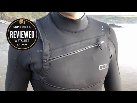 SUP wetsuit review   ION 4 3mm ladies Trinity Amp   mens Onyx Amp ... 01a023627