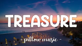 Treasure - Bruno Mars (Lyrics) 🎵