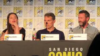 Man in the High Castle - SDCC Panel 2018 P3/3