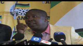 Classic Video: Malema kicks out a Neandrathal BBC journalist