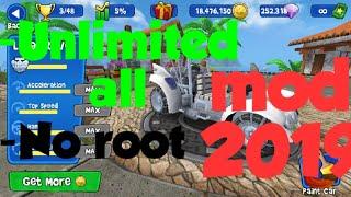 Gambar cover Download Beach buggy racing mod apk