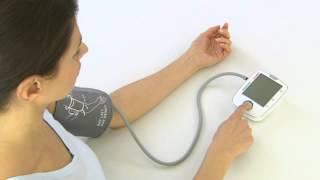 Produktvideo zu Blutdruckmessgerät mit XL-Display Beurer BM 44