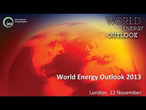 WEO 2013 Launch Presentation