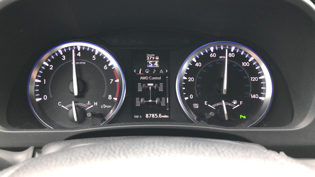 2016 Toyota Highlander Awd 0 60 Acceleration
