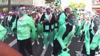 Annual Cape Town Minstrels Parade