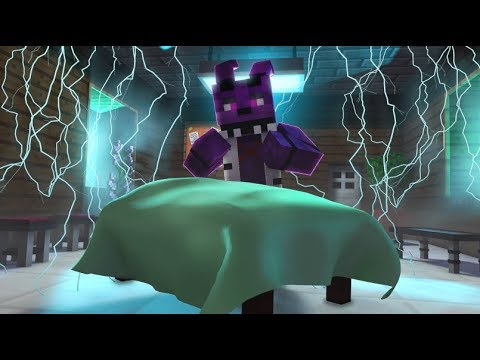 Minecraft FNAF: Crazy secret experiment (Minecraft FNAF Roleplay)