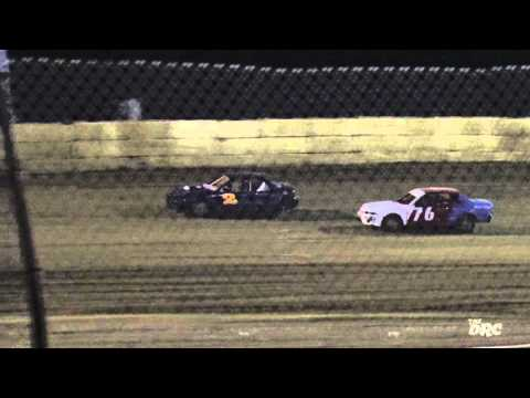 Moler Raceway Park | 9.18.15 | The DRC Crazy Compacts | Heat 2