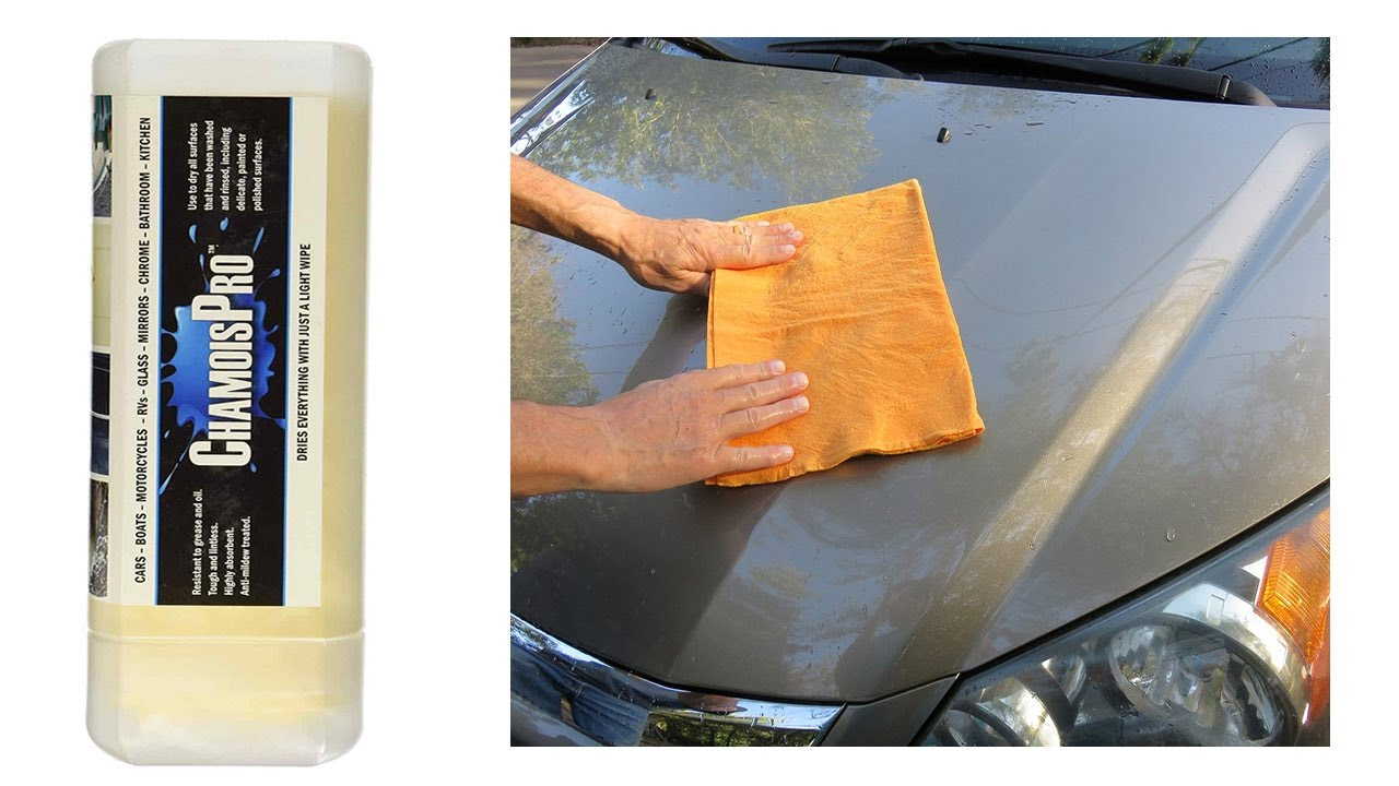 What Towels Are Best For Drying A Car