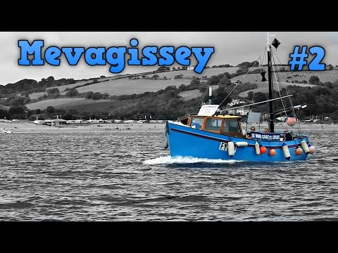 Mevagissey Harbour | Boat Trip (Cornwall #2)