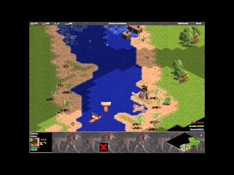 Age Of Empires: Campaign #1 Echoes of Babylon M1- The Holy Man 1/2