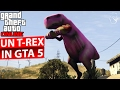 GTA 5 ONLINE | T-REX-ul din joc!