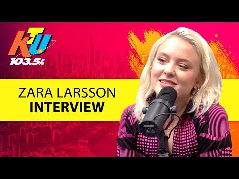 Lulu Y Lala - Zara Larsson Reveals What It's Like Touring With Ed Sheeran.