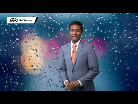 MetService National Weather Forecast April 11, 2016