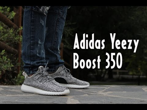"""Adidas Yeezy Boost 350 """"Turtle Dove"""" Review + On feet"""