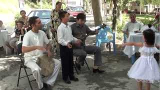 Сарафроз, таджикская песня, Пенджикент, детсад