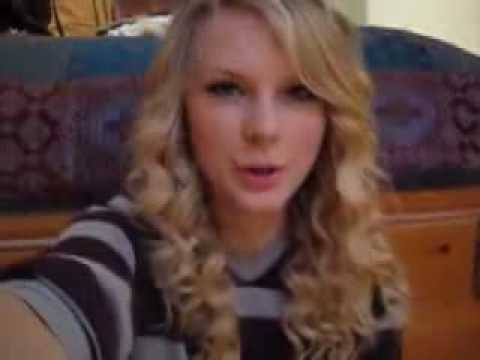 Taylor Swift You change your mind like a girl changes clothes...
