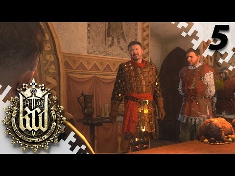 KINGDOM COME: DELIVERANCE - It Starts Here! - EP05 (Gameplay)