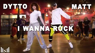 G-Eazy - I Wanna Rock ft Gunna Dance | Matt Steffanina & Dytto