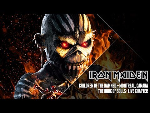 Iron Maiden - Children Of The Damned (The Book Of Souls: Live Chapter)