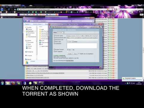 How 2 Upload 2 a Private Tracker using TorrentFlux