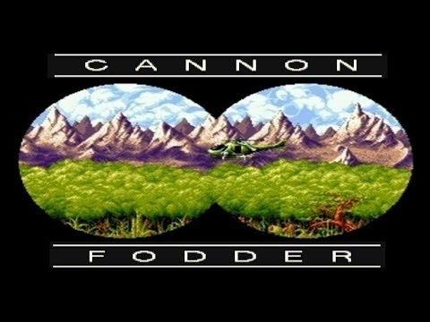 SNES Longplay [104] Cannon Fodder