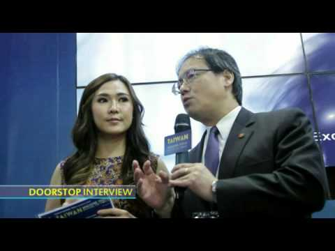Taiwan Machine Tools @ Manufacturing Indonesia 2016