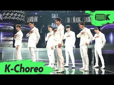 [K-Choreo 4K] 갓세븐 직캠 '니가 부르는 나의 이름(You Calling My Name)' (GOT7 Choreography) L @MusicBank 191108