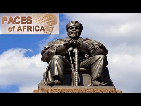 Faces of Africa— Jomo Kenyatta:Father of Kenya 07/17/2016