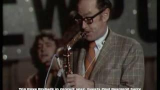 Dave Brubeck Trio spec. Guest Paul Desmond & Gerry Mulligan part 3( take the a train )