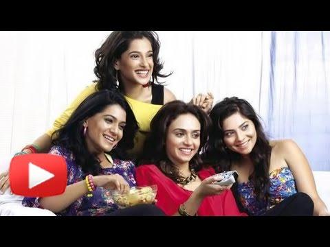 Glamorous Marathi Actress - Amruta Khanvilkar, Sai Tamhankar, Mukta Barve, Sonalee Kulkarni!