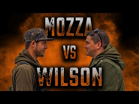 ***CARP FISHING TV*** Mozza Vs Wilson