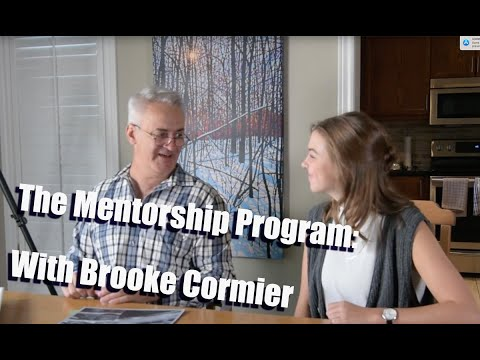 Tim Packer Mentorship Program with Brooke Cormier