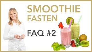 FAQ#2 Smoothiefasten   Dr. Petra Bracht   Gesundheit, Wissen