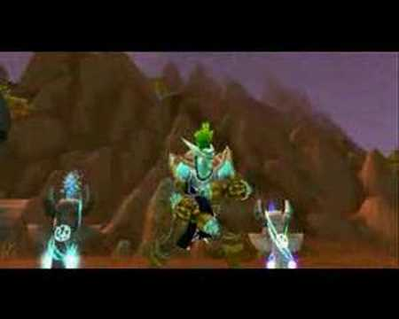 Who's The class - Funny song of a lowbie troll shaman