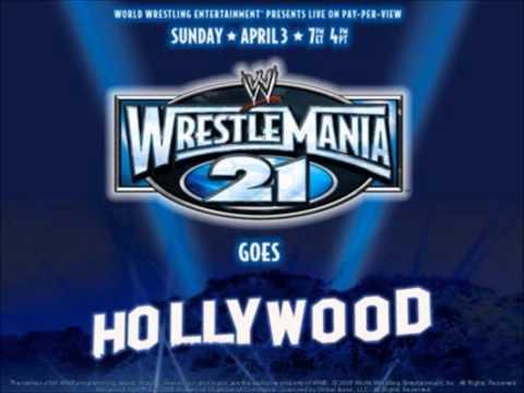 WWE Wrestlemania 21 Theme Song. Behind Those Eyes By 3 Doors