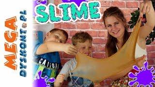 Mega Galaxy Slime & Unicorn Slime DIY • Rozciągamy Slime !!! • kreatywne zabawy